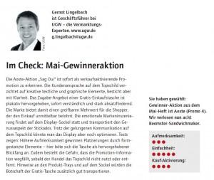 Kommentar Gernot Lingelbach